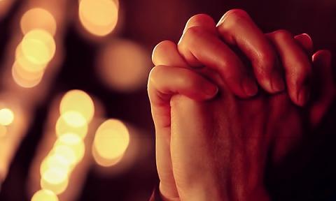 Молитва и промяна на кръв