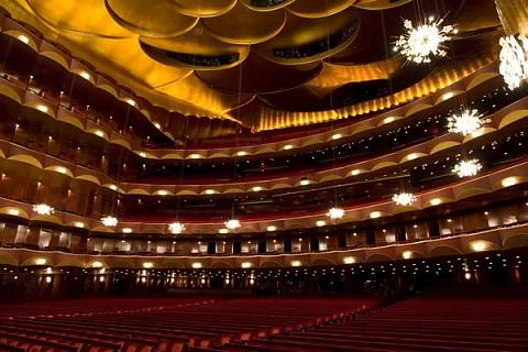Метрополитън опера