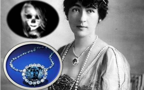 Резултат с изображение за Откраднат е диамантът Хоуп