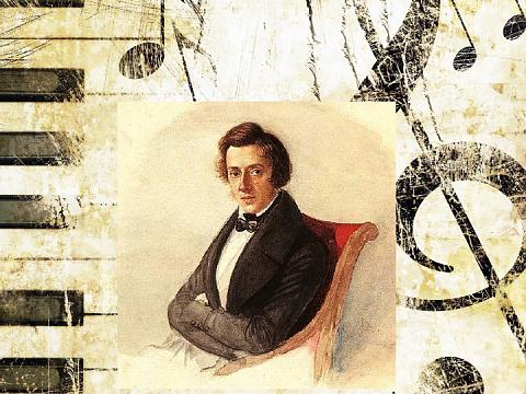Фредерик Шопен е роден на 22 февруари 1810 г.