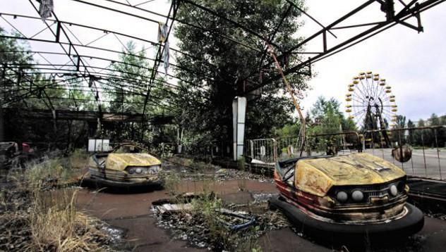 Чернобилска ядрена авария