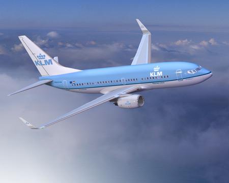 Холандска национална авиокомпания КЛМ