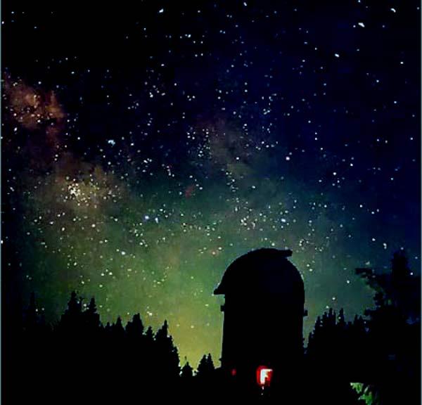 Рожен - обсерватория