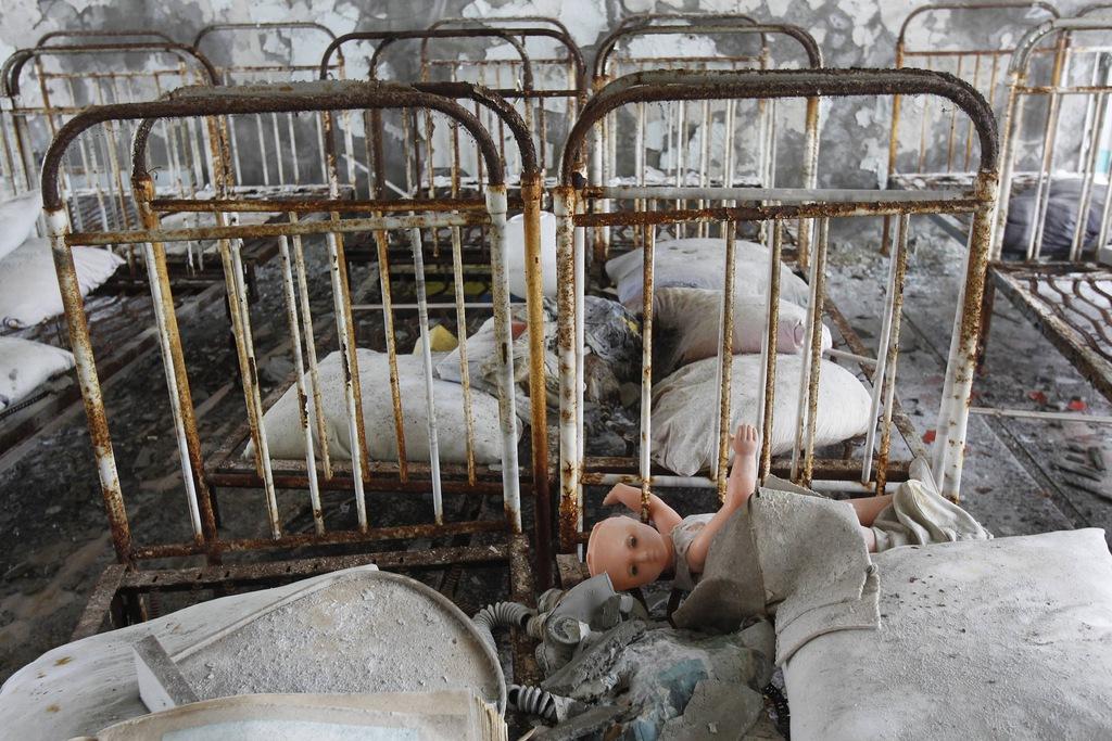Чернобил, Припят, призрачният град
