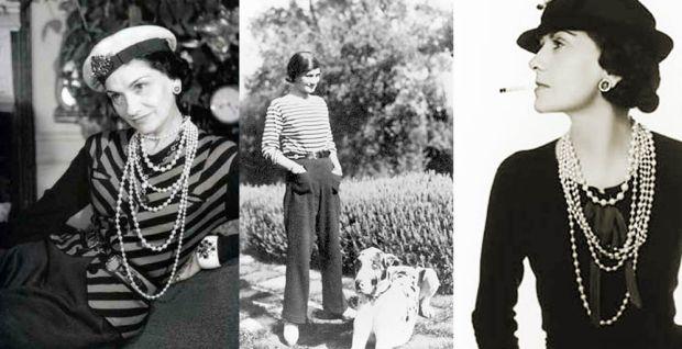 Коко Шанел е родена на 19 август 1883 г.