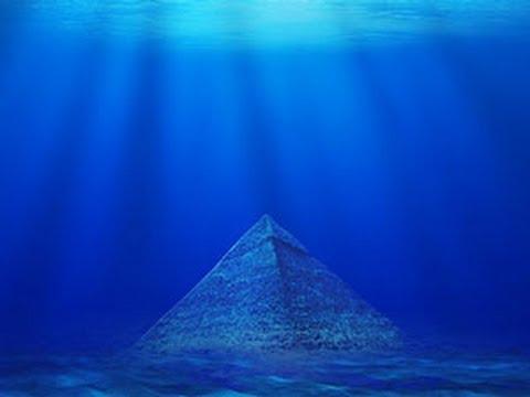 Кристални пирамиди в Бермудския триъгълник